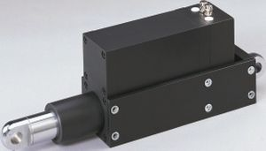 Vario series | Electric cylinder / compact / heavy-duty 50 – 100 kN, 1 – 70 mm/s