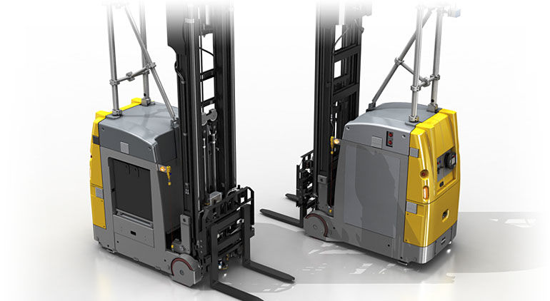 Reach 20 LGV | Laser guided vehicle max. 2 000 kg