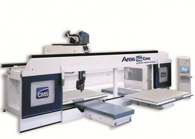 CNC machining center / 5-axis / vertical / high-speed ARES 6018