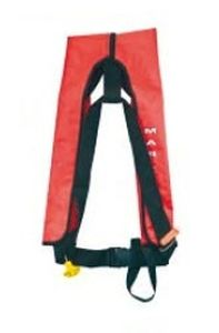 Auto-inflated lifejacket / for men B 17