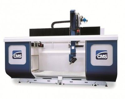 CNC machining center / 5-axis / vertical / high-speed ANTARES