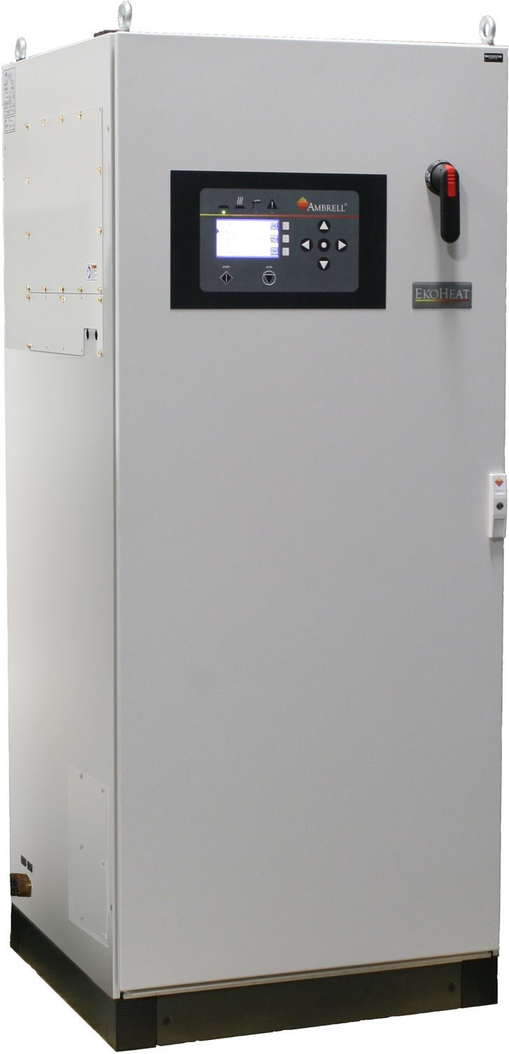 EKOHEAT 200/3 Induction heater 200 kW, 2 – 5 kHz