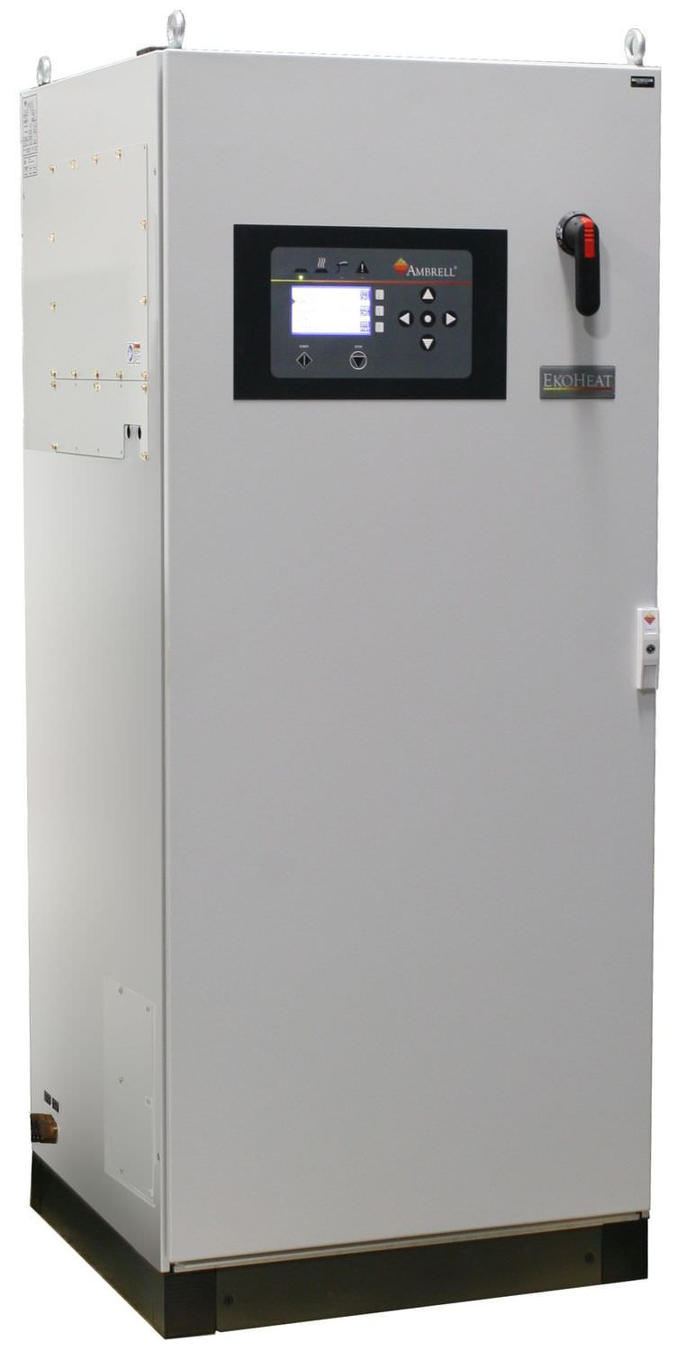 EKOHEAT 250/10 Induction heater 250 kW, 5 – 15 kHz
