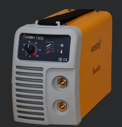 VARIN 1305 Arc welder / inverter / portable 5 – 120 A