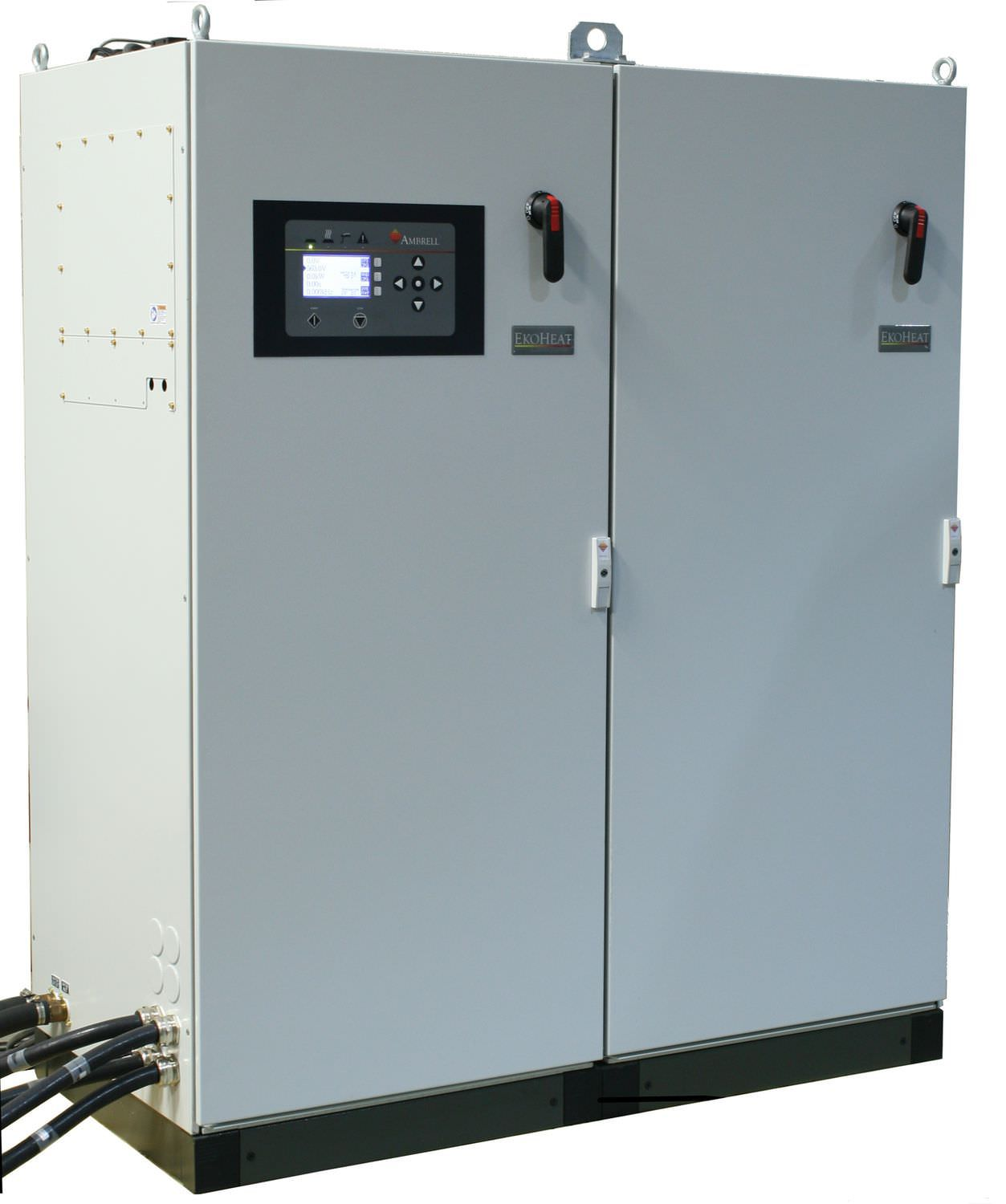 EKOHEAT 500/3 Induction heater 500 kW, 2 – 5 kHz