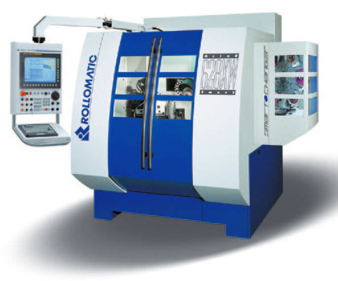 grindsmart 628xw flat grinding machine / cnc / 6-axis / cutting