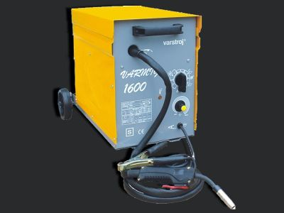 VARMIG 1600 MIG welder / MAG / single-phase / mobile 30 – 150 A