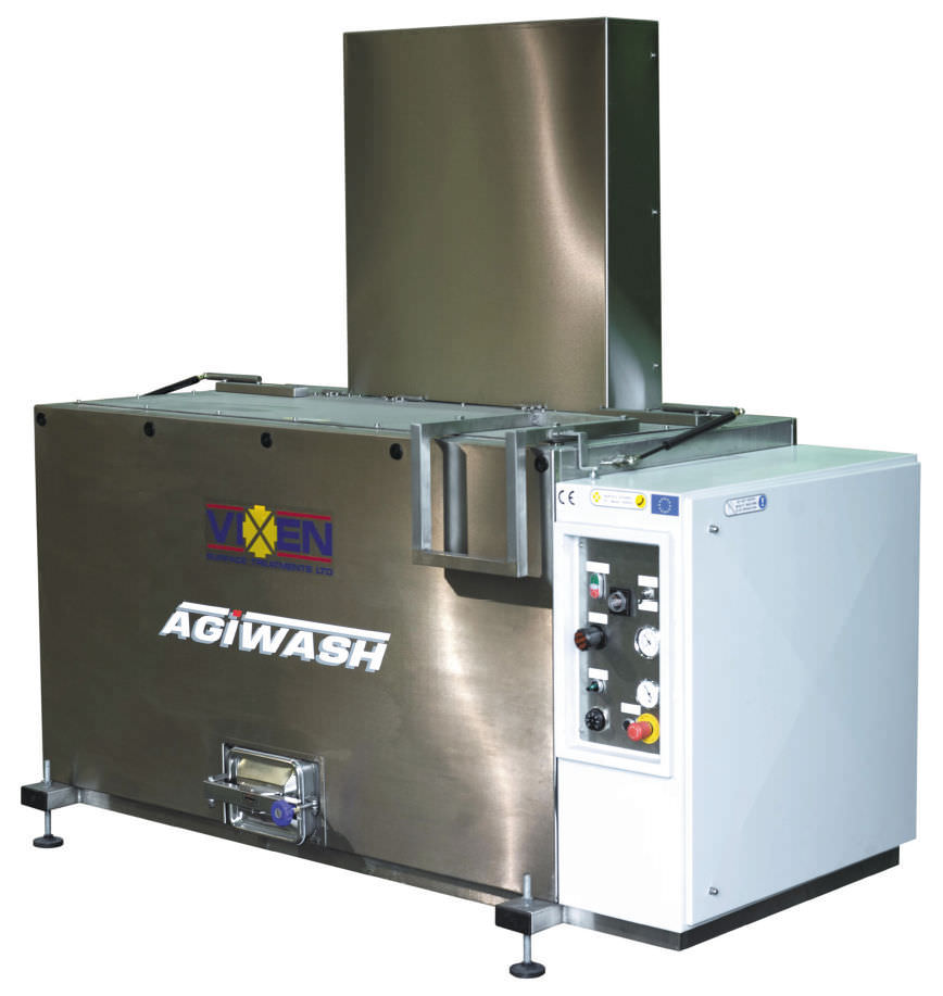 Solvent cleaning machine / degreasing / automatic VIXEN