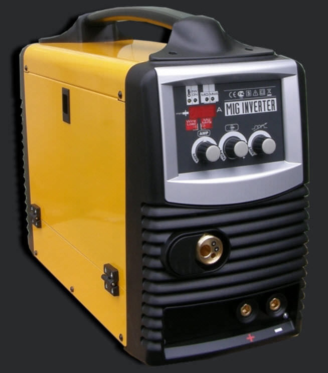 VARMIG 1800 INVERTER MIG welder / inverter / portable 20 – 180 A
