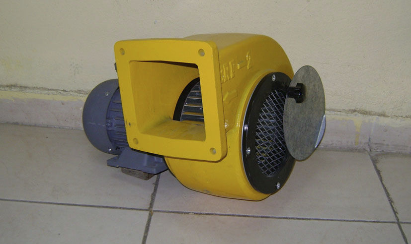 Centrifugal fan / exhaust / low-pressure USA ERF series