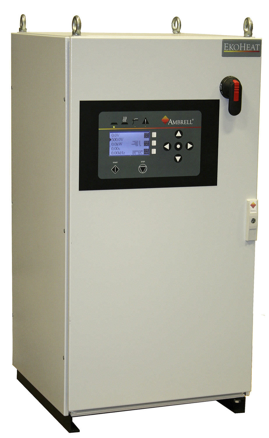 EKOHEAT 100/10 Induction heater 100 kW, 5 – 15 kHz