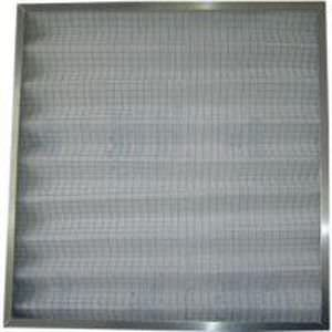 Panel filter / air / coarse pre-filtration 610 x 610 x 47 mm